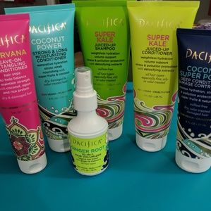 Pacifica Vegan Hair Care bundle